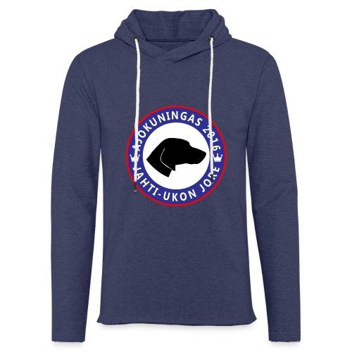 Ajokuningas t-paita - Kevyt unisex-huppari