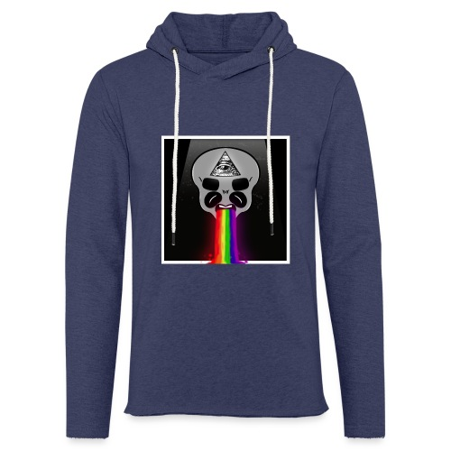 Alien Had - Leichtes Kapuzensweatshirt Unisex