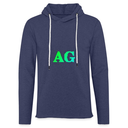 ATG Games logo - Kevyt unisex-huppari