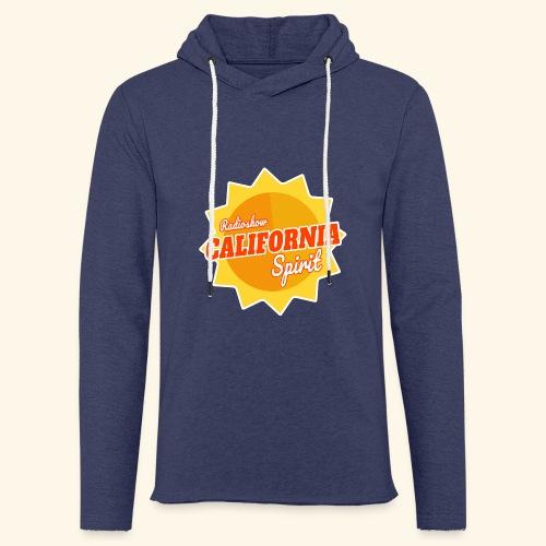 California Spirit Radioshow - Sweat-shirt à capuche léger unisexe