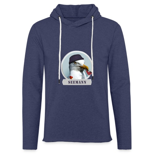 Seemann - Leichtes Kapuzensweatshirt Unisex
