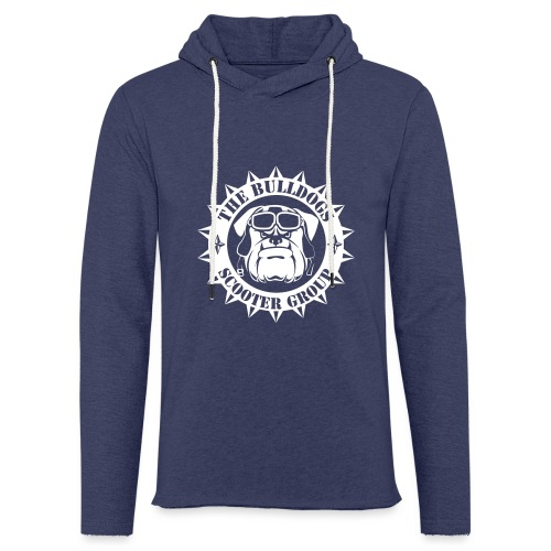 Bulldogs Scooter Group - Sweat-shirt à capuche léger unisexe