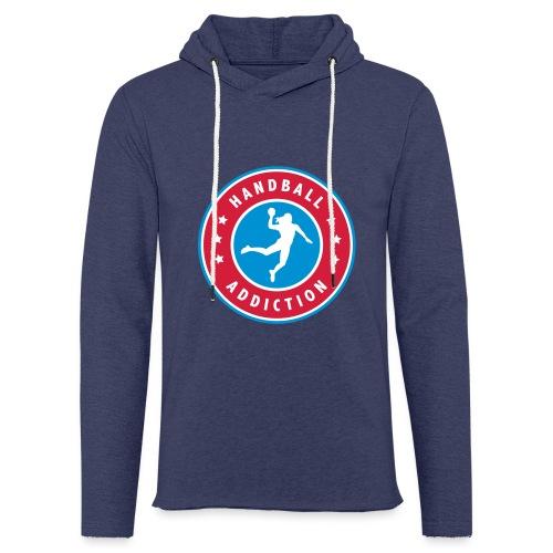 handball addiction femme - Sweat-shirt à capuche léger unisexe