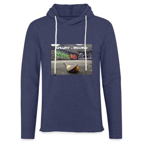 GALWAY IRELAND BARNA - Light Unisex Sweatshirt Hoodie