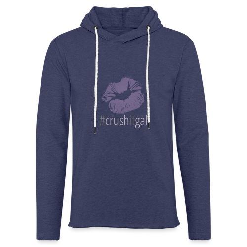 #crushitgal - Light Unisex Sweatshirt Hoodie