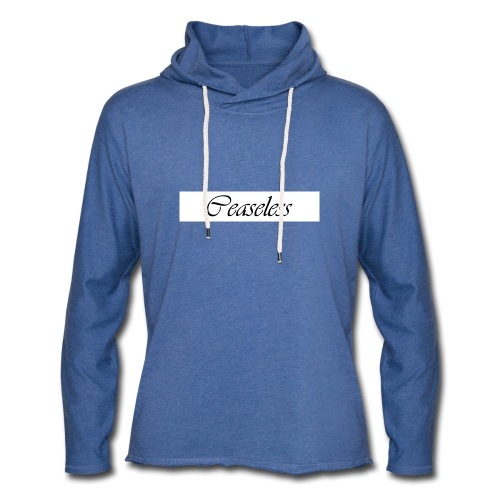 White - Light Unisex Sweatshirt Hoodie