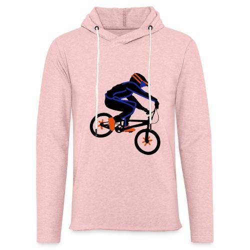 BMX Rider Dark - Lichte hoodie unisex