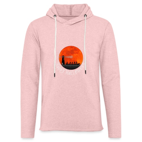 Rowing with Witches - Light Unisex Sweatshirt Hoodie