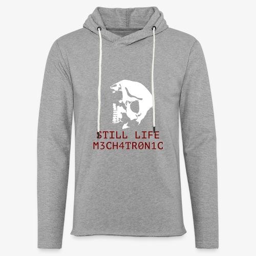 Still Life - Lätt luvtröja unisex