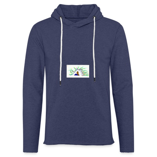 Project Drawing 1 197875703 - Light Unisex Sweatshirt Hoodie