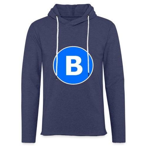 BluePrison - Let sweatshirt med hætte, unisex
