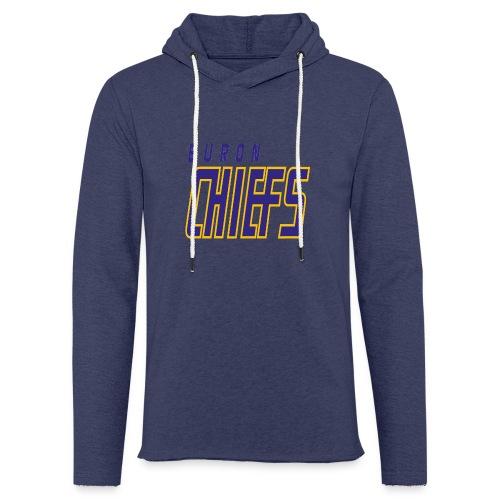 Chiefs-Logo-Neu-groß - Leichtes Kapuzensweatshirt Unisex