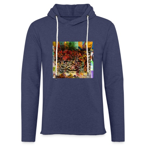 urban tribute - Sweat-shirt à capuche léger unisexe