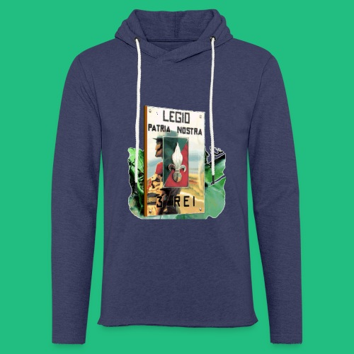 legion patria nostra 3e REI - Sweat-shirt à capuche léger unisexe
