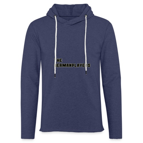 TITLE ONLY 4 FANS - Leichtes Kapuzensweatshirt Unisex