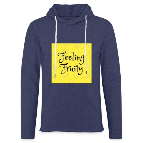 FeelingFruity tops - Light Unisex Sweatshirt Hoodie