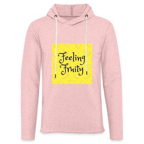 FeelingFruity tops - Light Unisex Sweatshirt Hoodie