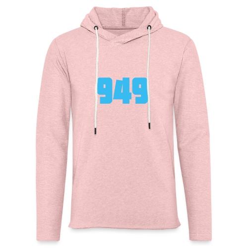 949blue - Leichtes Kapuzensweatshirt Unisex