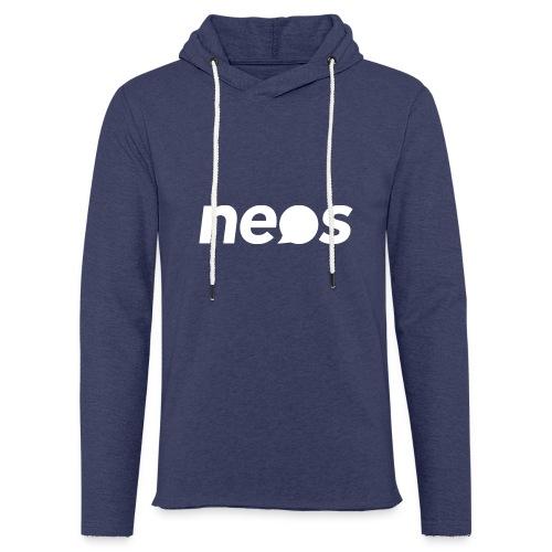 NEOS Logo - Leichtes Kapuzensweatshirt Unisex