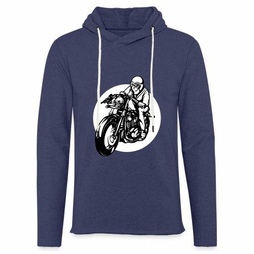 Motorradfahrer - Light Unisex Sweatshirt Hoodie