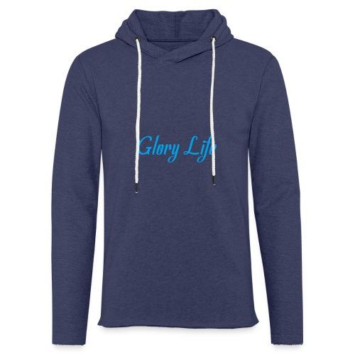 blueback png - Sweat-shirt à capuche léger unisexe
