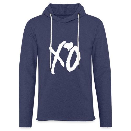 XO - Lichte hoodie unisex