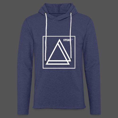 STEKS™ - Lichte hoodie unisex