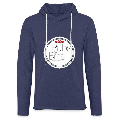 PubsnBars - Lichte hoodie unisex