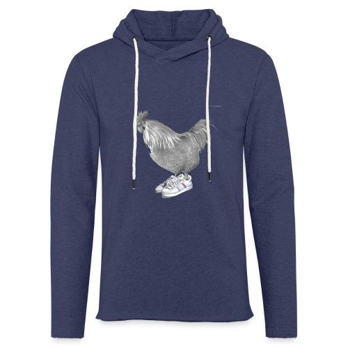 cocorico - Sweat-shirt à capuche léger unisexe