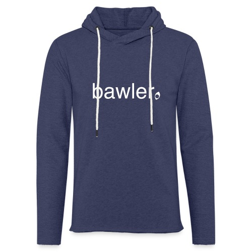 bawler - Leichtes Kapuzensweatshirt Unisex