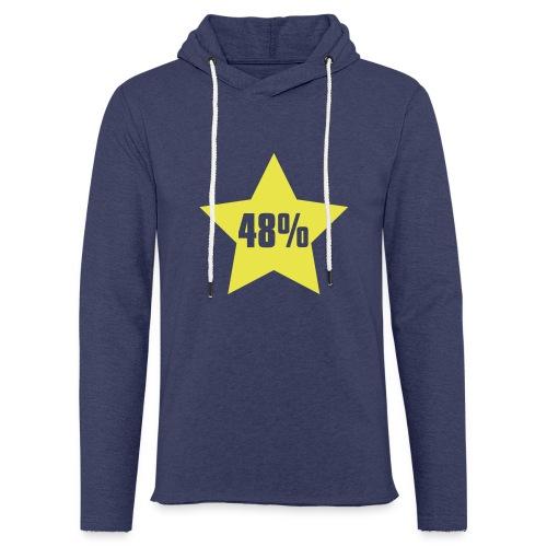 48% in Star - Light Unisex Sweatshirt Hoodie