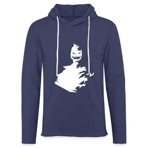 t-shirt monster (white/weiß) - Leichtes Kapuzensweatshirt Unisex