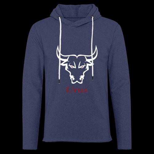 Taureau Urus 2 - Sweat-shirt à capuche léger unisexe