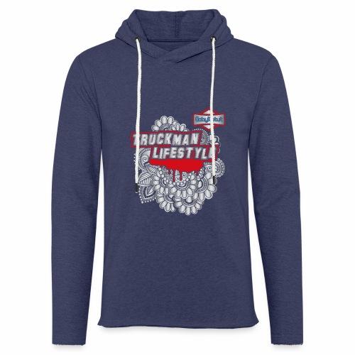 TruckMan LifeStyle - Light Unisex Sweatshirt Hoodie