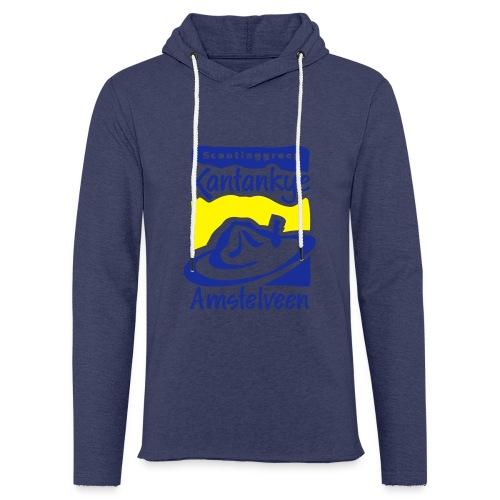 logo simpel 2 - Lichte hoodie unisex