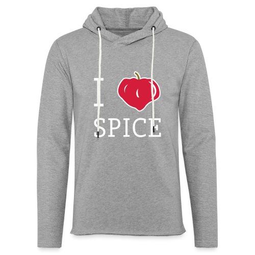 i_love_spice-eps - Kevyt unisex-huppari