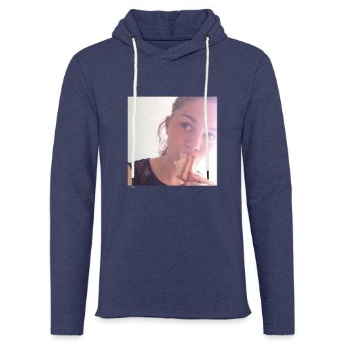 Det' toastBeks - Let sweatshirt med hætte, unisex