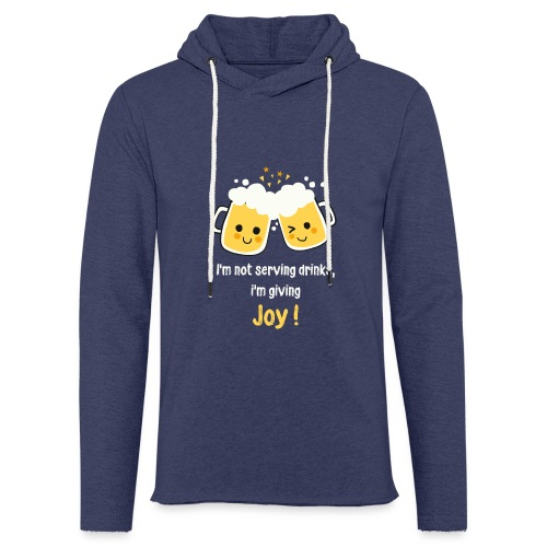 Giving Joy - Light Unisex Sweatshirt Hoodie