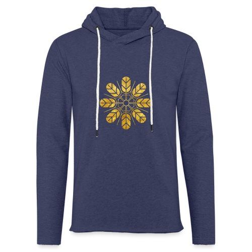 Inoue clan kamon in gold - Light Unisex Sweatshirt Hoodie