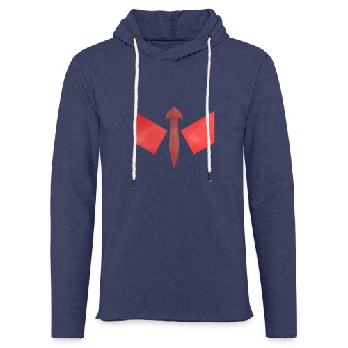 butterfly-png - Lichte hoodie unisex