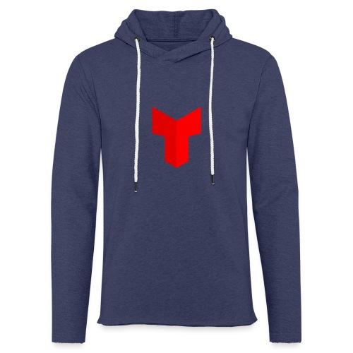 redcross-png - Lichte hoodie unisex