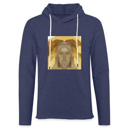 In awe of Jesus - Light Unisex Sweatshirt Hoodie