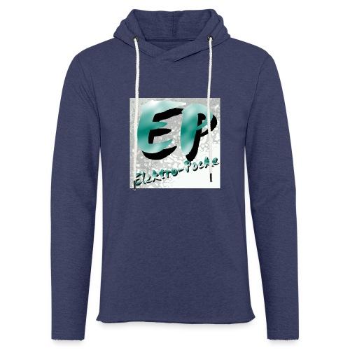 Elektro-Pocke T-Shirt Premium - Leichtes Kapuzensweatshirt Unisex