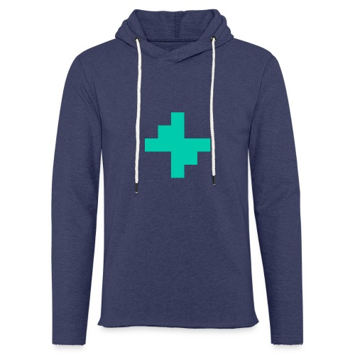 Bluspark Bolt - Light Unisex Sweatshirt Hoodie
