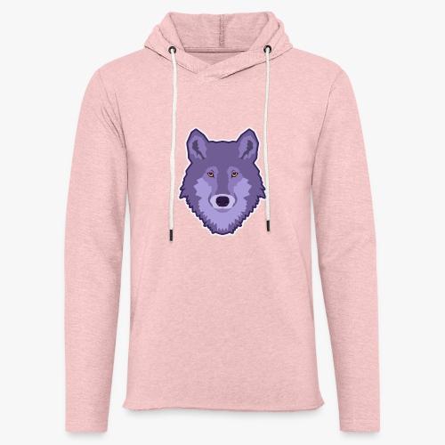 Spirit Wolf - Let sweatshirt med hætte, unisex