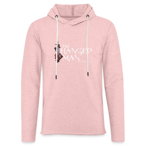The Hanged Man Design - Light Unisex Sweatshirt Hoodie