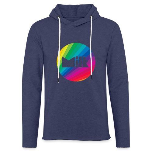 Color (édition limitée) - Sweat-shirt à capuche léger unisexe