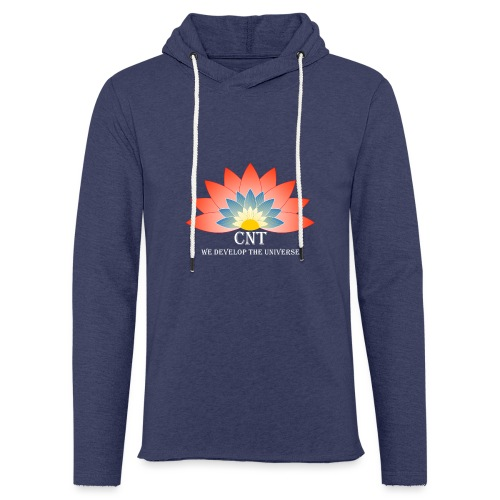 Support Renewable Energy with CNT to live green! - Light Unisex Sweatshirt Hoodie