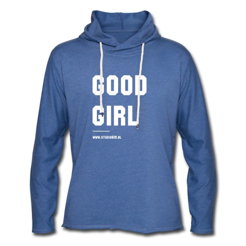 TANK TOP GOOD GIRL - Lichte hoodie unisex