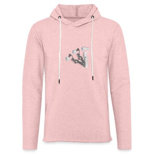 VivoDigitale t-shirt - DJI OSMO - Felpa con cappuccio leggera unisex